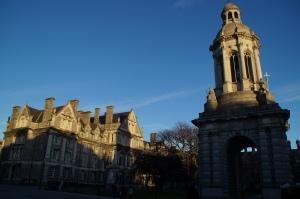 Trinity College!