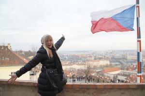 HELLLLOOOO Prague!