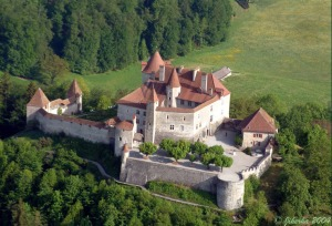 I couldn't get a sweet picture of the Chateau of Gruyère, so here is one from the internet.  It looks like a pretty sweet place to hang out.