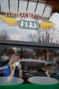 CENTRAL PERK FROM FRIENDS!