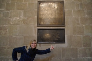 CALVIN IS BURIED HERE!!!!  SO MUCH HISTORY!