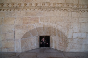 This is what happens when I goof around too much in World Heritage sites.