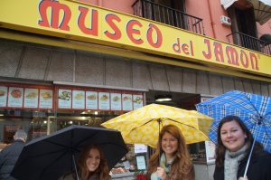 Yes, I know it says MUSEO...but it is a restaurant chain.