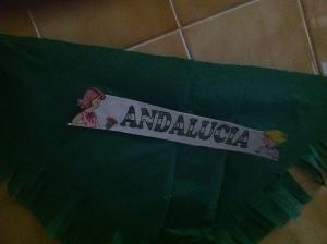 Tissue paper bandanas!