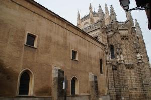 Monestrio de San Juan de Los Reyes.
