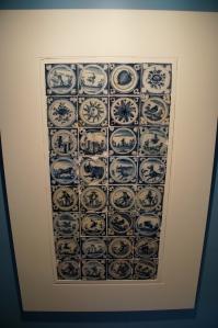 Tile work from Sevilla in Toledo!