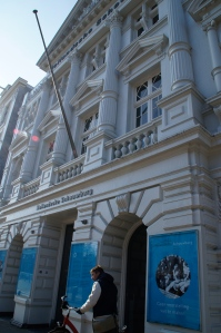 Hollandsche Schouwburg theater.