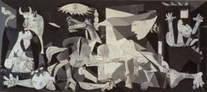 La Guernica.