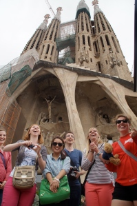 We also love Antonio Gaudí and his nature inspired designs!
