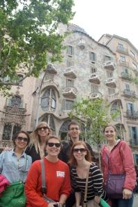 Gaudí, Gaudí, Gaudí!!!