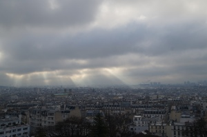 Beautiful view from the Sacre