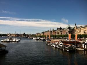 Until next time Sweden!