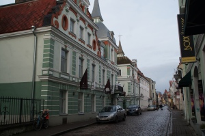 streets of the historical center.
