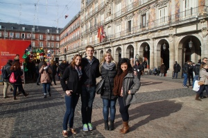 It isn't a true trip to Madrid without a visit to Plaza Mayor.
