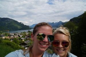 #selfies all around Salzburg.