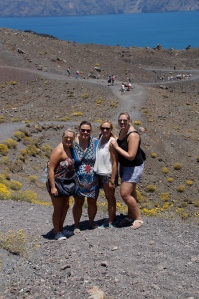We made hiking a volcano look real stylish.