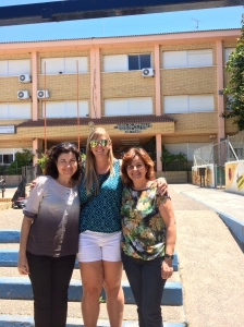 Con mis madres españoles