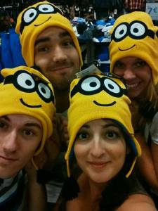 Minons for life.