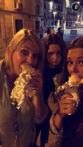 Roomates who eat kebab, stay together.