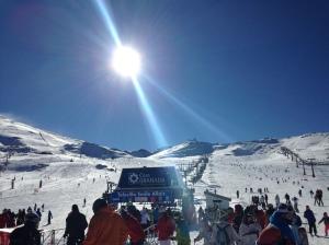 Da baby slopes...