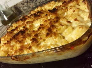 Por fin, I found and created the best homemade mac and cheese!